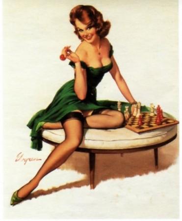 pin-up-ajedrez