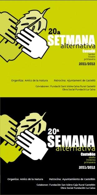 Amics de la Natura: 20ª Setmana Alternativa en Castellón