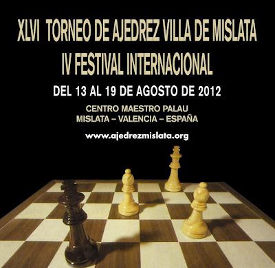 Mistala ajedrez 2012