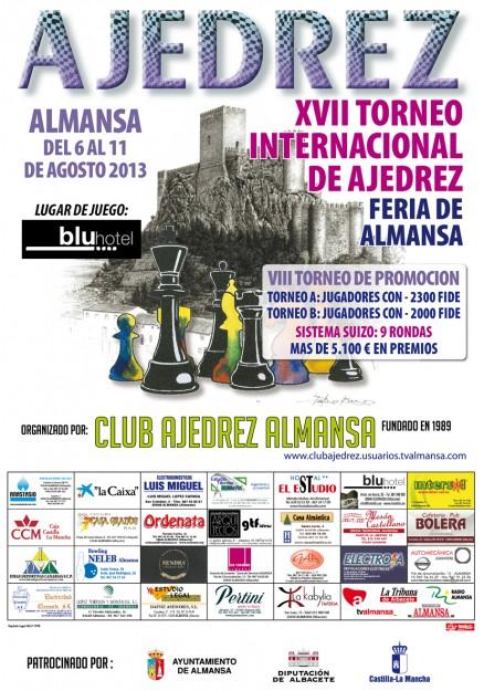 VIII Torneo de Promoción de Ajedrez